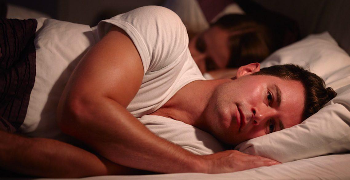 slecht slapen