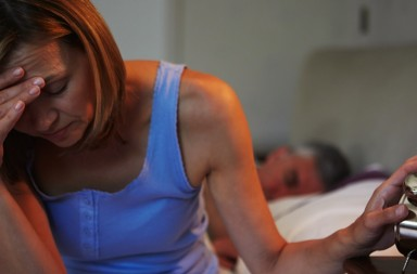 chronische slapeloosheid