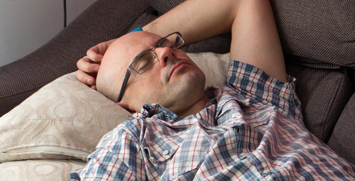 slapeloosheid behandelen