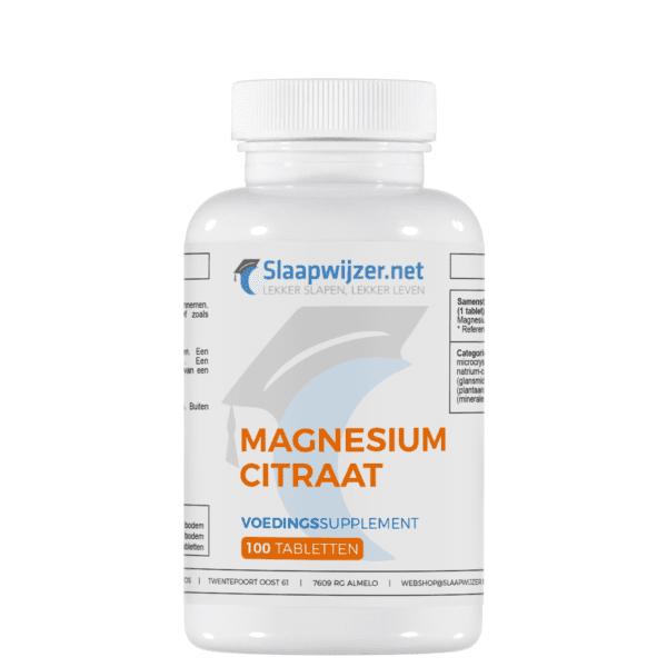 Magnesiumcitraat