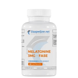 Melatonine time release