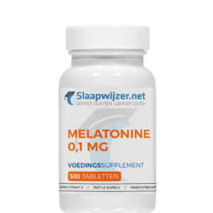 Melatonine Puur 0,1 mg (500 tabletten)