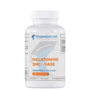 Melatonine time release 3mg