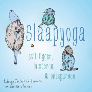 Slaapyoga (boek inclusief mp3's met oefeningen)