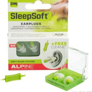 Oordopjes Alpine SleepSoft