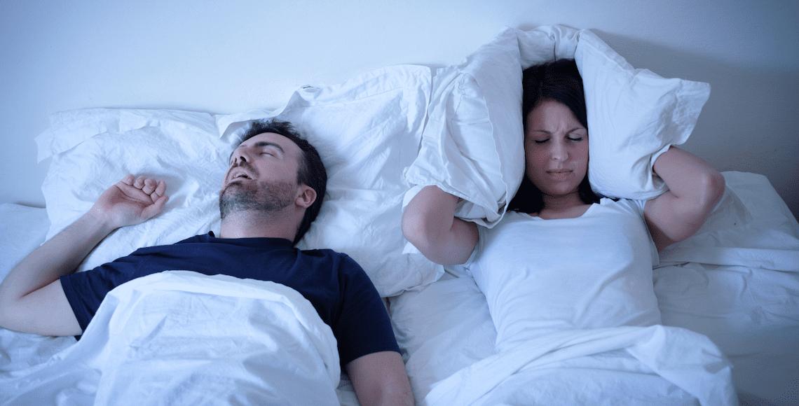 slaapproblemen partner